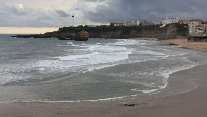 Surf report Biarritz - Grande Plage - France (64) 2009-09-16 08:50:00