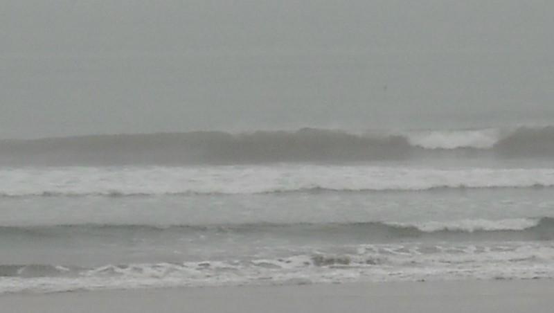 Surf report Le Trillou - France (17) 2009-09-17 08:30:00