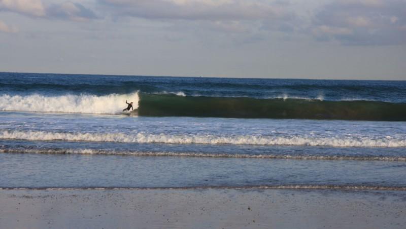 Surf report Biarritz - Grande Plage - France (64) 2009-09-17 09:00:00