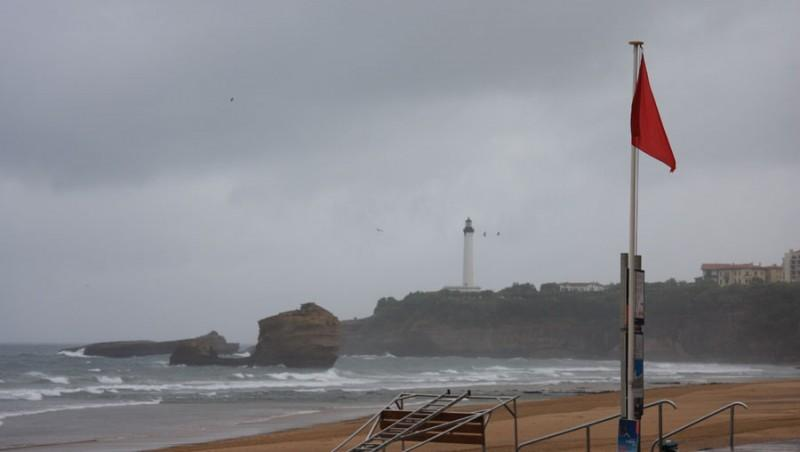 Surf report Biarritz - Grande Plage - France (64) 2009-09-18 12:00:00