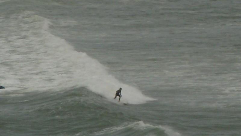 Surf report Lafiténia - France (64) 2009-09-19 15:00:00