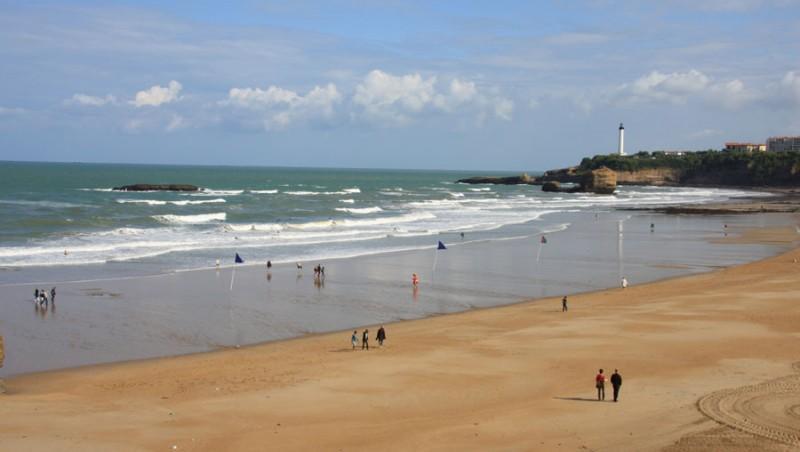 Surf report Biarritz - Grande Plage - France (64) 2009-09-20 11:30:00