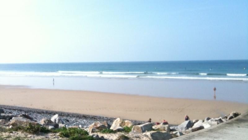 Surf report Le Rozel - France (50) 2009-09-20 12:14:00