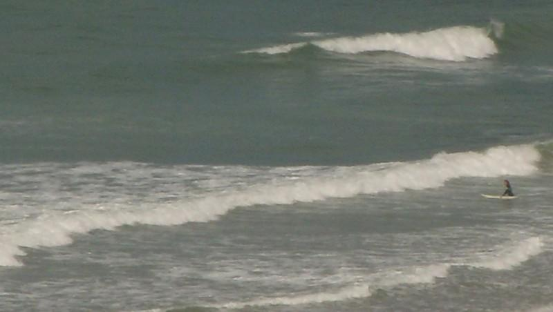 Surf report Côte des Basques - France (64) 2009-09-20 14:10:00
