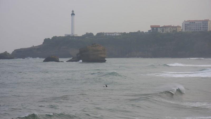 Surf report Biarritz - Grande Plage - France (64) 2009-09-21 09:00:00