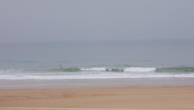 Surf report Seignosse - Les Casernes - France (40) 2009-09-22 10:00:00