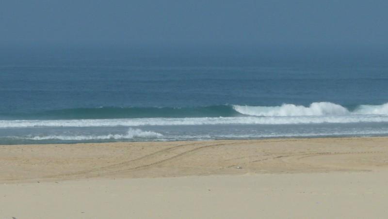 Surf report Mimizan - Plage Garluche - France (40) 2009-09-22 13:45:00