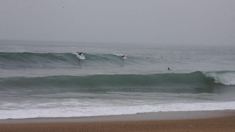 Surf report Biarritz - Grande Plage - France (64) 2009-09-23 10:00:00