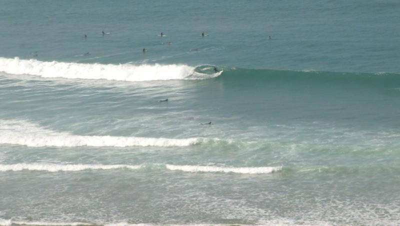 Surf report Côte des Basques - France (64) 2009-09-23 13:35:00