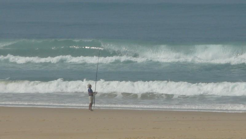 Surf report Mimizan - Plage Garluche - France (40) 2009-09-23 13:00:00