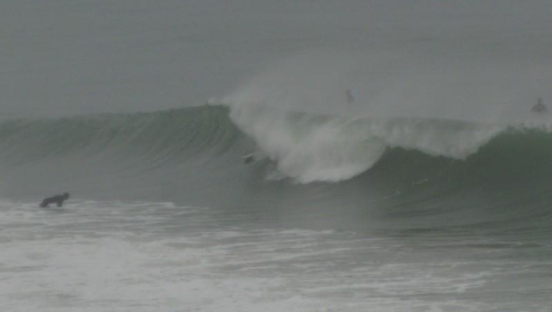 Surf report Labenne - la chapelle - France (40) 2009-09-23 09:50:00