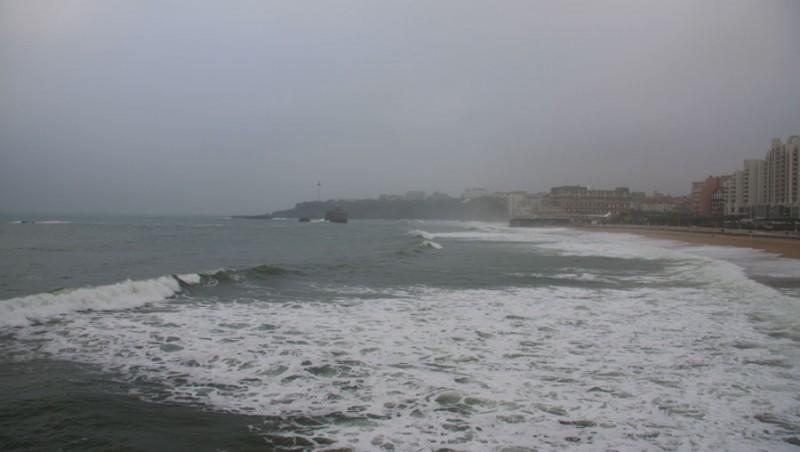 Surf report Biarritz - Grande Plage - France (64) 2009-09-24 09:00:00