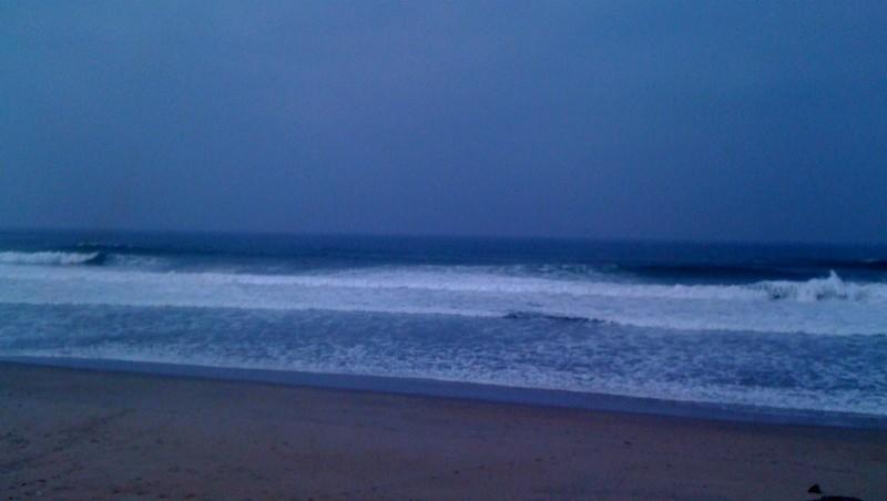 Surf report Anglet VVF - France (64) 2009-09-24 13:30:00