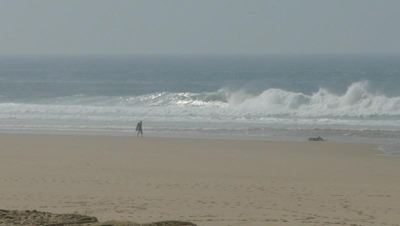 Surf report Mimizan - Plage Garluche - France (40) 2009-09-24 14:15:00