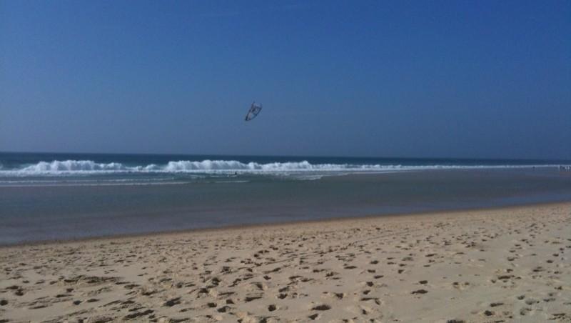 Surf report Lacanau Océan - La Nord - France (33) 2009-09-24 16:25:00