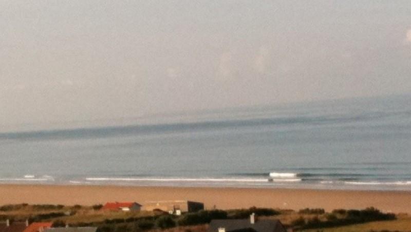 Surf report Le Rozel - France (50) 2009-09-25 10:02:00