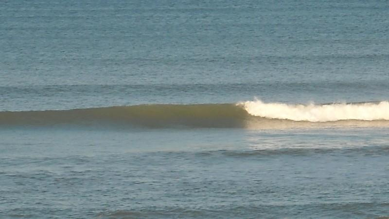 Surf report Le Trillou - France (17) 2009-09-26 08:40:00