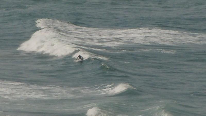 Surf report Marbella - France (64) 2009-09-26 14:00:00