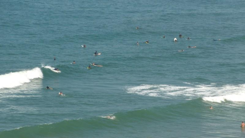 Surf report Biarritz - Grande Plage - France (64) 2009-09-26 12:00:00
