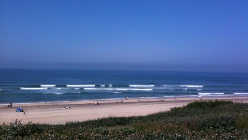 Surf report Biscarrosse Plage - France (40) 2009-09-27 12:34:00
