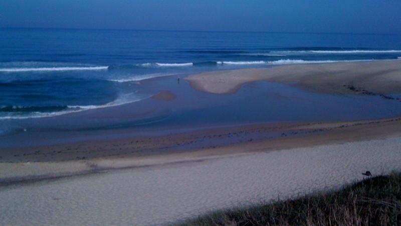 Surf report Biscarrosse Plage - France (40) 2009-09-28 11:00:00