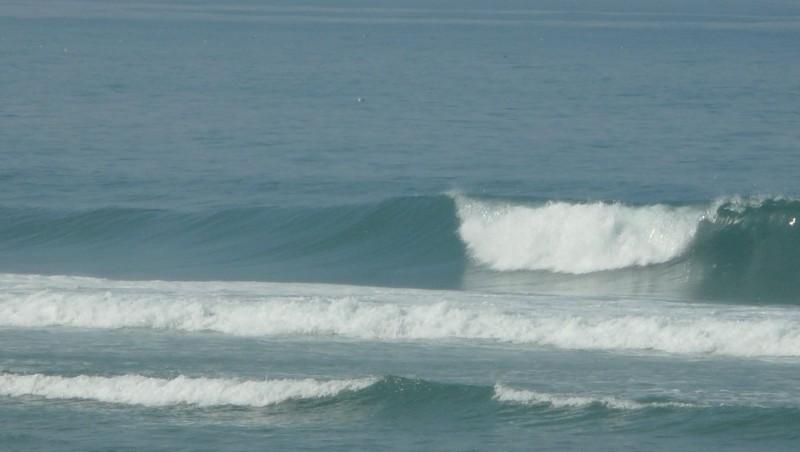 Surf report Mimizan - Plage Garluche - France (40) 2009-09-29 12:20:00