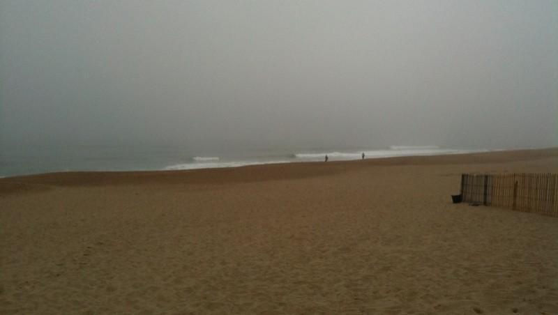 Surf report Anglet La Madrague - France (64) 2009-09-29 10:10:00