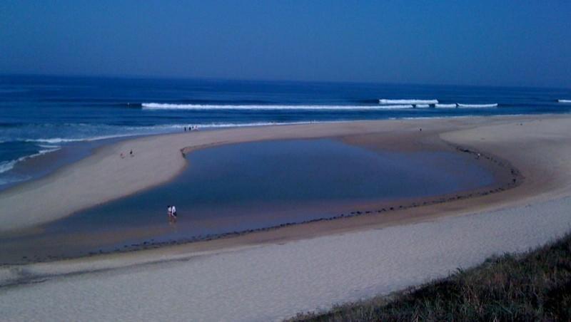 Surf report Biscarrosse Plage - France (40) 2009-09-29 11:00:00