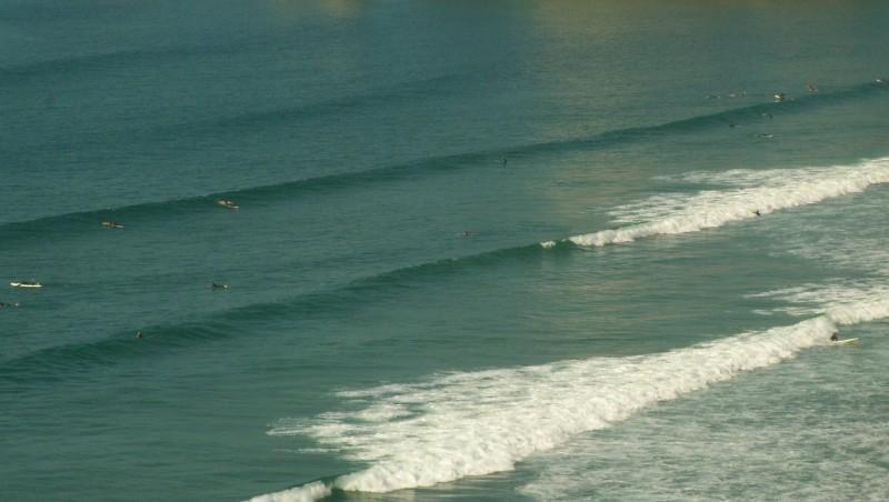 Surf report Côte des Basques - France (64) 2009-09-29 16:00:00