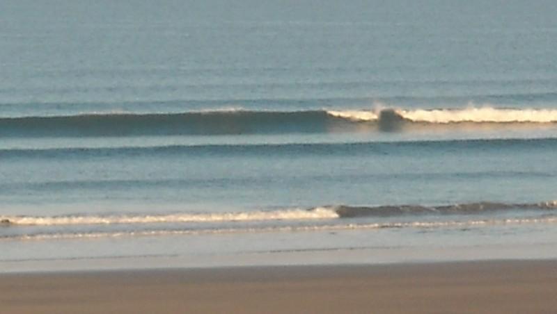 Surf report Le Trillou - France (17) 2009-09-30 08:40:00