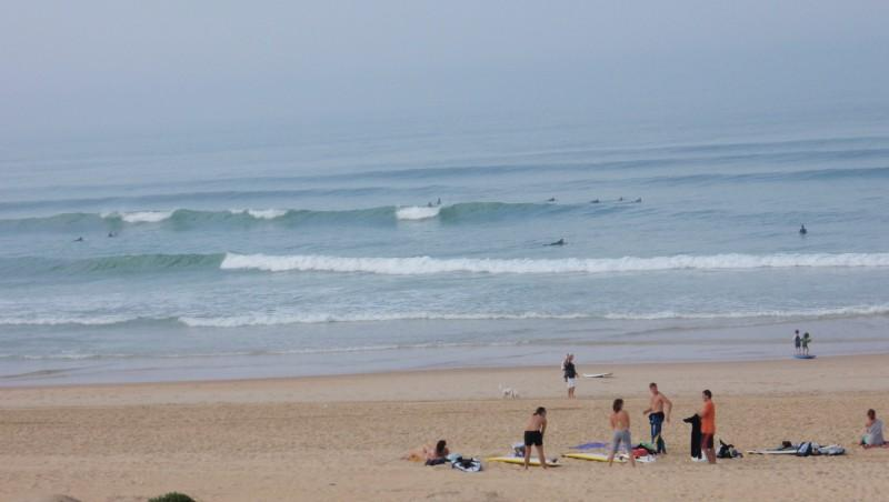 Surf report Seignosse - Le Penon - France (40) 2009-09-30 12:30:00