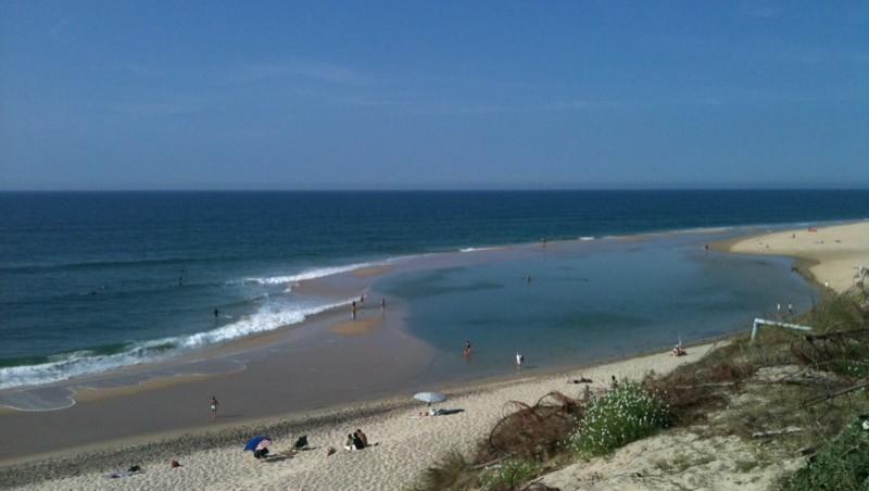Surf report Biscarrosse Plage - France (40) 2009-09-30 15:45:00