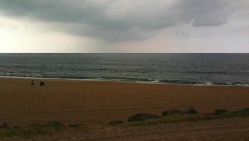 Surf report Anglet Les Cavaliers - France (64) 2009-10-02 14:00:00