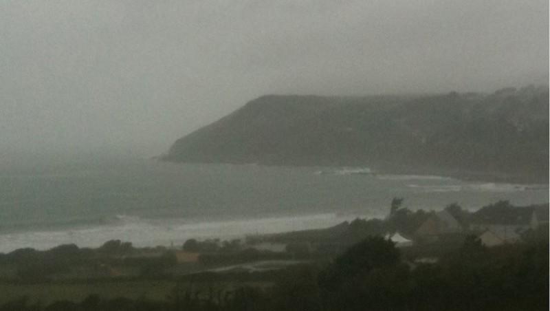 Surf report Le Rozel - France (50) 2009-10-07 11:43:00