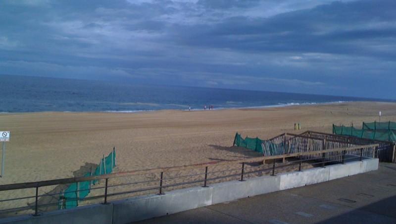 Surf report Hossegor - La Gravière - France (40) 2009-10-08 10:00:00