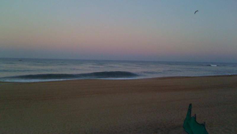 Surf report Hossegor - La Gravière - France (40) 2009-10-13 08:20:00