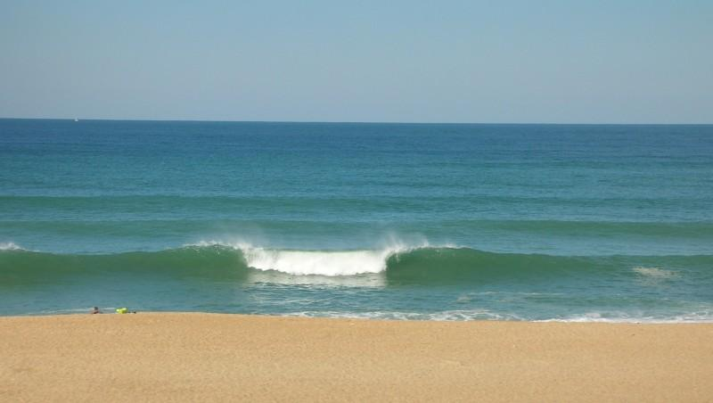 Surf report Anglet Les Cavaliers - France (64) 2009-10-13 13:45:00