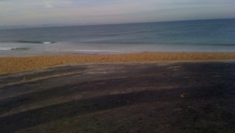 Surf report Capbreton - Le Santosha - France (40) 2009-10-19 10:38:00