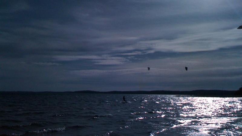 Surf report Cazaux - France (33) 2009-10-19 16:33:00