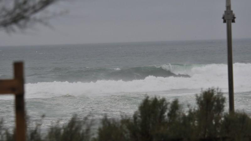 Surf report Hossegor - La Nord - France (40) 2009-10-22 10:00:00