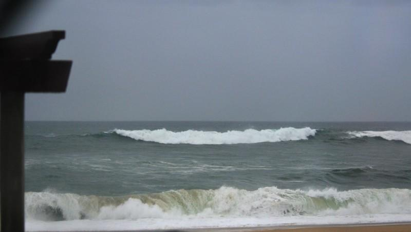 Surf report Hossegor - La Nord - France (40) 2009-10-22 10:00:00