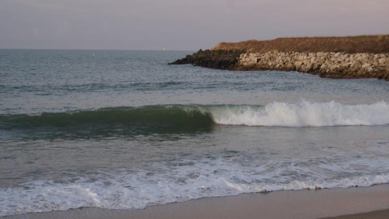 Surf report La Rochelle - Chef de Baie - France (17) 2009-10-23 08:45:00