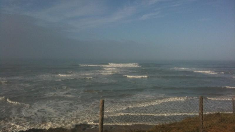 Surf report Sauveterre - France (85) 2009-10-25 09:51:00