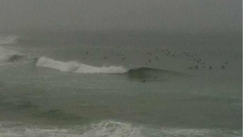 Surf report Capbreton - Le Santosha - France (40) 2009-10-26 13:22:00