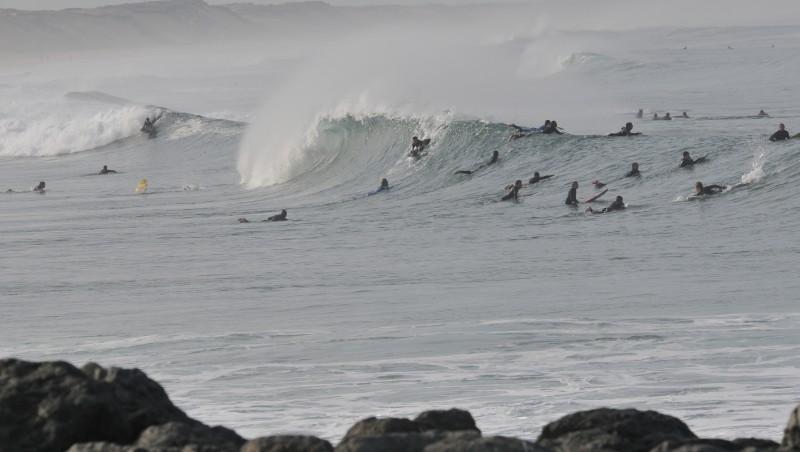 Surf report Capbreton - Les Digues - France (40) 2009-10-28 09:30:00