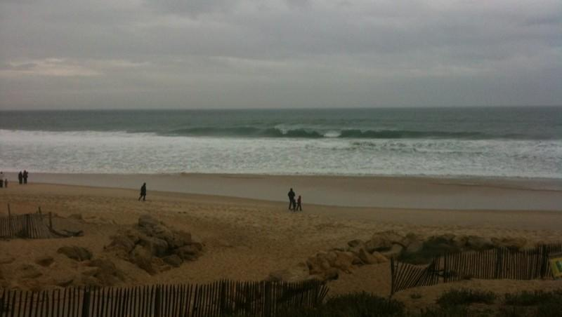 Surf report Lacanau Océan - La Nord - France (33) 2009-11-01 13:37:00