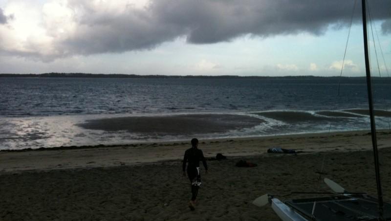 Surf report Arcachon - Les Arbousiers - France (33) 2009-11-02 09:03:00