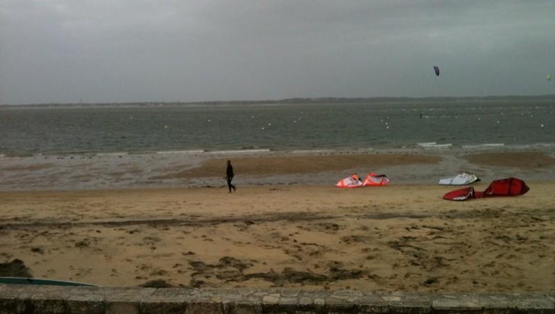 Surf report Arcachon - Les Arbousiers - France (33) 2009-11-03 12:54:00