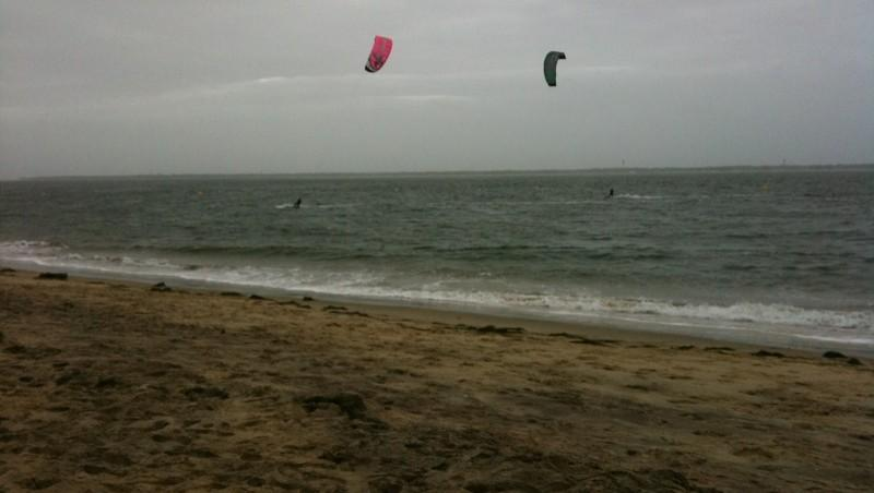 Surf report Arcachon - Les Arbousiers - France (33) 2009-11-03 15:00:00