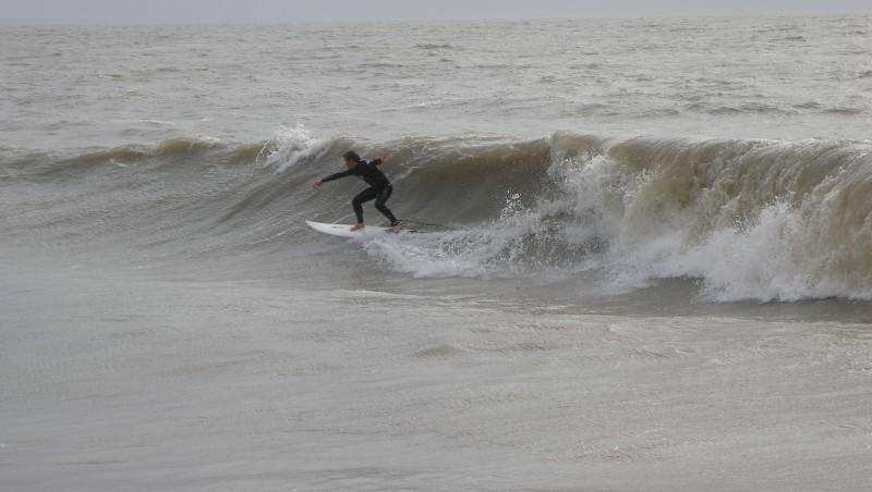 Surf report La Rochelle - Chef de Baie - France (17) 2009-11-03 14:00:00